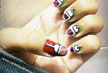 nail art, mehndi design, cooking recipes / www.nailartandmehandi.blogspot.com It contains fresh nailart designs