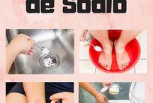 El bicarbonato de sodio