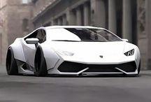 Super cool vehicles