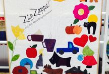 Quiltsmart ZigZapps! / Applique designs by Quiltsmart, otherwise known as ZigZapps!