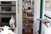 Pantry Ideas / by Jaymey Sweeney