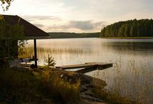 Cottage / Cabin / Items and ideas for my dream getaway <3 / by Ashton Selig