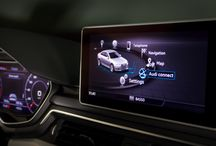 IVI (Infotainment Systems) made with Kanzi UI software / A collection of cool infotainment systems from the leading car brands like Audi and Karma, who choose Kanzi as their HMI software for rapid design and implementation of fantastic user interfaces.