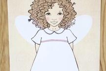 Angels, saints etc
