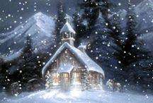 картинки зимние
