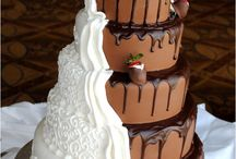 WEDDING CAKES / by Jacaranda Designs (Jane)