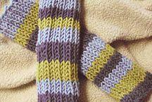 knitting pattern leg warmers