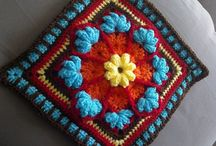 Crochet skuare