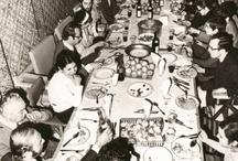 Diner met vrienden