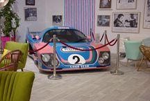 Décoration 24 heures du Mans 2015 / décoration espace VIP et pavillon des Femmes lors de la mythique course des 24 heures du Mans 2015 !