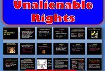 TpT 6 Civil Liberties & Civil Rights (CIVICS) / Engaging teaching strategies for Civil Liberties and Civil Rights for secondary Civics/U.S. Government http://historychalktalk.blogspot.com/2016/07/google-my-maps-in-classroom.html