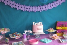 Birthday party themes / by Amber Burkett