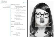 Type For Hire - Resume Design Ideas