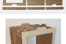 Cardboards ideas
