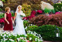 wedding garden studio design / garden design for Wedding Photography
