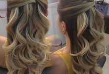 penteados de madrinha