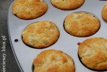 muffinki - słodkie