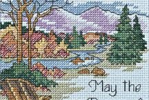 Cross stitch inspiration