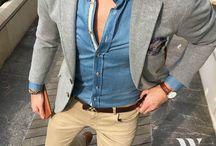 Moda formal hombres