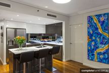 U-Shape Kitchen Designs / Make the most out of storage, light and space in your home with a U-Shape Kitchen design.