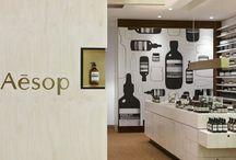 Store design and branding