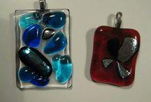 glas sieraden - glass jewelry