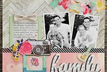 Craftiness - Layouts (Kids/Family)