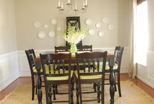 Dining room / by Misty Bacon Obermeier