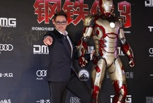 'Iron Man 3' in Beijing, China
