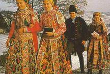 European Folklore V / by Ellen Louwes