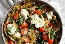 Pasta - Recipes / by Emily Baucom