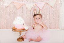 Princess party backdrops
