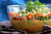 Appetizers / Healthy appetizers. Real food appetizer ideas. Simple recipes