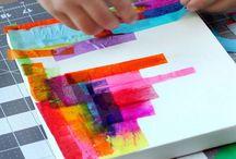 creatividad en colores