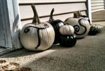Fall/Harvest Ideas