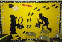 Espionage / by Serina Hartwell - http://www.serinahartwell.com/