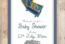 Baby Shower for Oswin