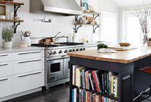 Kitchen island end transformation