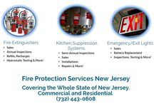 Fire Protection Services in New Jersey
