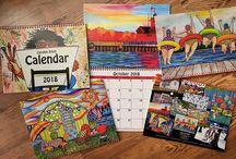 Carolyn's 2018 Calendar
