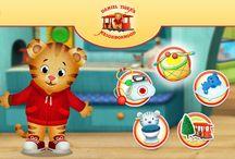Aplicatii / Aplicatii pentru copii si parinti.