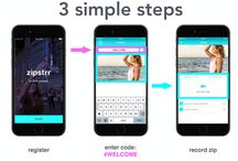 Features! / Discover amazing features within zipstrr! You can create a movie, share the code & spread the word so all your friends & family can be part of it! Did you know that you also can vote your favourite zips?! Or... add music! Take a look ;)