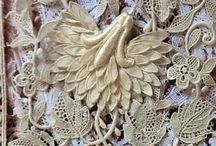 ANTIQUE LACE / All about beautiful lace