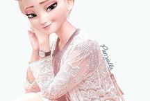 Disney / super guapas