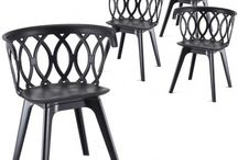 Chairs Cosy / Des chaises et des fauteuils tendance et au style cocon et cosy pour des intérieurs originaux et de belle valeur mobilier, pour la douceur de vivre chez soi et de recevoir  !