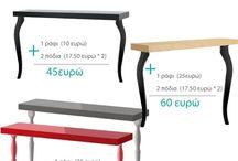 diy decor/furniture
