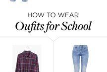 wear to school