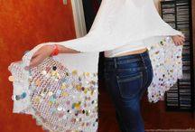 Scarfs / Handmade knitted creations by Aggeliki Pragali.