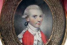 Research - British Officers and Personnel 18th century