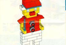 Lego bouwinstructies